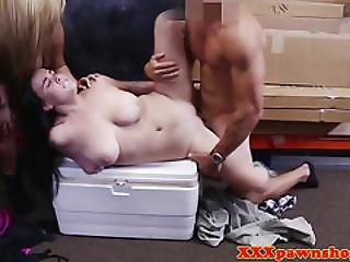 Chubby Pawnshop Teens Receive Facial Together