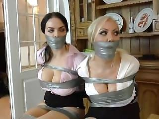 Bobo - Secretaries Bound And Gagged