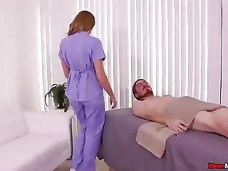 Naughty Teen Babe Orgasm Control