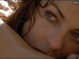 Elizabeth Hurley - Toples Sunbathing - The Weight Of The Water (2000)