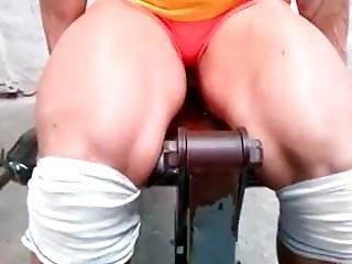 Fbb Ana Workout Legs