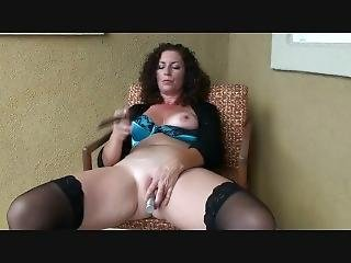 Milf Smoking Cigar