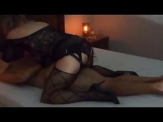 Femdom Date Night - Handcuffed Him & Had My Way! - Min Moo