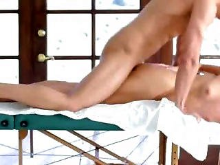 Blonde Gets Fucked In Different Position