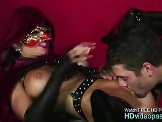The Devil Mistress Tests Her Brand New Servant