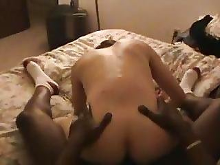 Hotwife Moans For Bbc In Her Ass