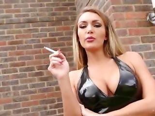 Jenna Hoskins Smoking 10 (js)