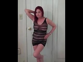 Redhot Redhead Show 7-2-2017 (lingerie Photoshoot Pt 3)