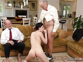Samantha Old Grandpa Teen Hot Young French Anal Man Frannkie Heads