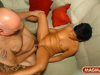 Mature German Homemade Couple