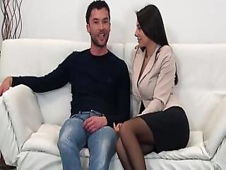 Sofia Cucci And The Hot Porn Casting