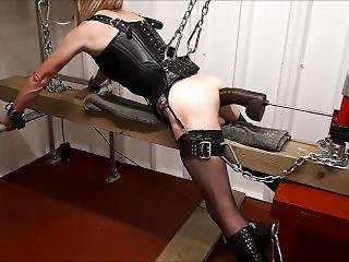 Rachelsexymaid - No.17 - 13 Inch Bbc Dungeon Punishment