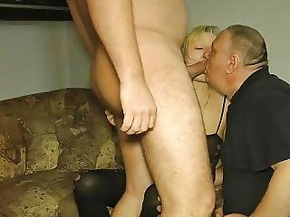 Cream, Creampie, Cumshot, German, Old
