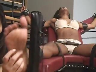 Ebony Tickling
