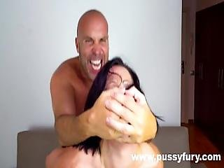 Discover The World Of Pussyfury - Sloppy Deepthroat Anal Dp Squirt...