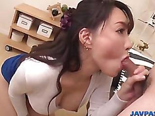 Office Milf Kotone Would Love A Good Fuck