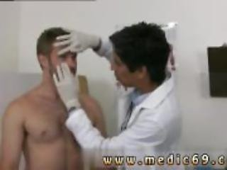Gay doctors given exam I had Perry sit on