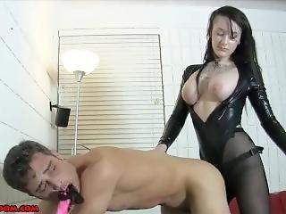 Breaking Her Boss Full