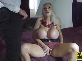 Huge Tit Whore Bdsm Gags