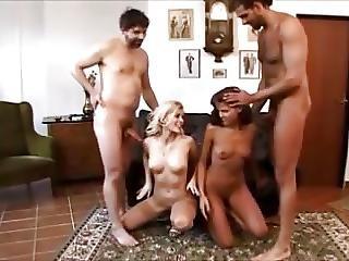 Foursome Fuck