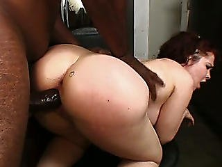 Pretty Playgirl With Large A-hole And Giant Appetizing Milk Sacks Enjoys Riding Bbc