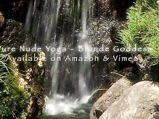 Nude Spiritual Yoga And Meditation