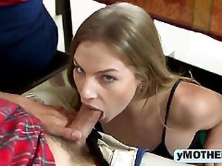 Cory Chase And Sydney Cole Thanks For Hardcore Threesome
