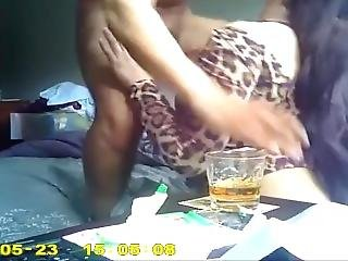 Sofa Homemade Sex Action