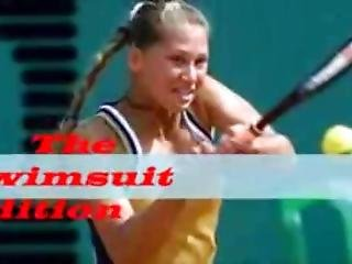 Tennis Babe Of The Month