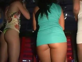 Hot Chicks In The Club