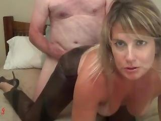 fetish, knulling, lær, milf, sexy