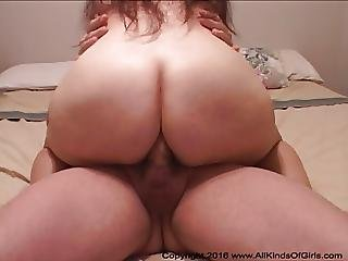 Short Little Mexican Bbw Granny Gets Butt Fucked