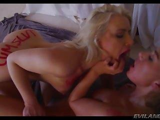 Rough Pussy Play With Sexy Sluts