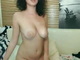 Ivobcurly Big Tits Show. Minda From 1fuckdate.com