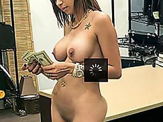 Amateur, Ass, Big Ass, Big Natural Tits, Blowjob, Brunette, Gun, Handjob, Hardcore, Latina, Natural, Natural Tits