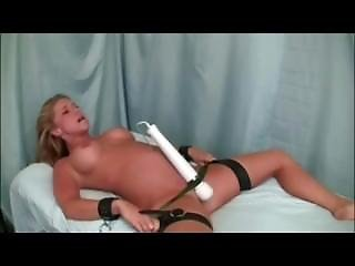 Bondage, Tied, Vibrator