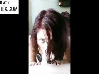 Teen Redhead Slut Facefucked With No Mercy Deepthroat