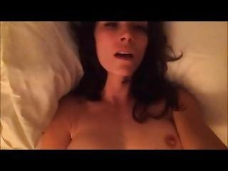 Abigail Spencer New Masturbation Video *leaked* Rubbing Her Gorgeous Pussy