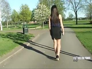 Watch Stiletto Girl Babe Cheryl Clack And Swish In Pair Of High Heel Shoes