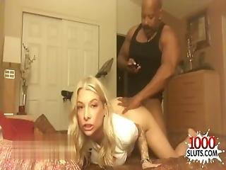 Tattoo Pornstar Interracial With Cum On Pussy