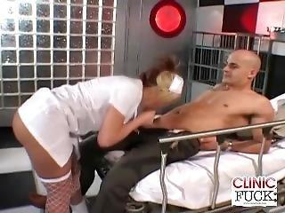 Busty Nurse Brooke Haven
