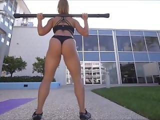 Sexy Fitness Asian