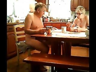 Mature Nudists Moments