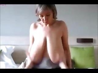 Miss Looong - Outstanding Boobs Hanging