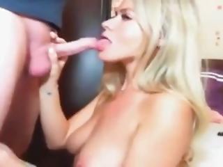 Norwegian Teen Deepthroat Blowjob