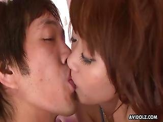 Japanese Vixen, Maki Otoha Got Creampied, Uncensored