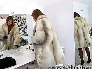 Fetish, Fur, Mistress, Solo
