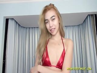 Asian Idol Scouts Vagina Talent On Camera