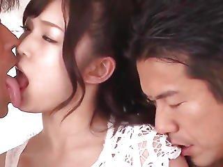 Fleshly Group Porn Along Undressed Wife Megumi Shino