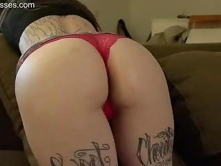 Sleeping Booty Worship